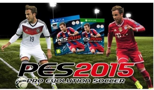 PES 2015 будет выглядеть на PS4 лучше, чем на Xbox One