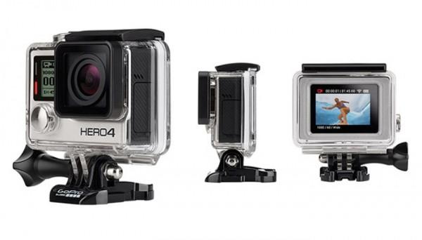 Новые камеры GoPro Hero с поддержкой 4K