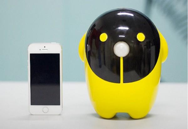 Rico превращает старые смартфоны в домашних роботов