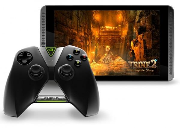 Новый планшет Nvidia Shield теперь с поддержкой LTE