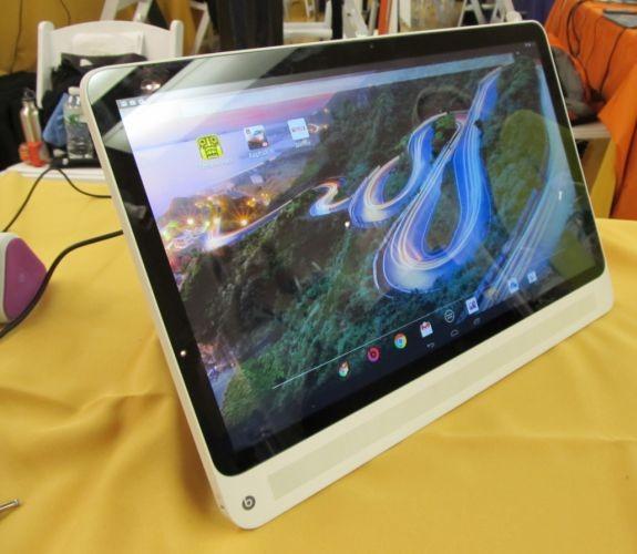 17-дюймовый Android-планшет HP Slate 17