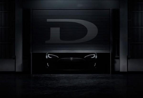 «The D» — таинственный анонс от Tesla