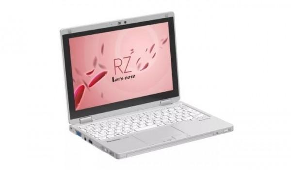 Panasonic представила ноутбук Let's Note RZ4