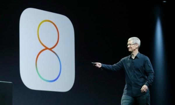 Поклонники Apple не спешат переходить на iOS 8