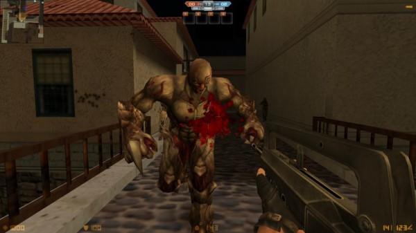 В Counter-Strike появились зомби