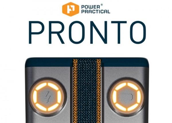 Портативная батарея Pronto заряжает iPhone за 5 минут