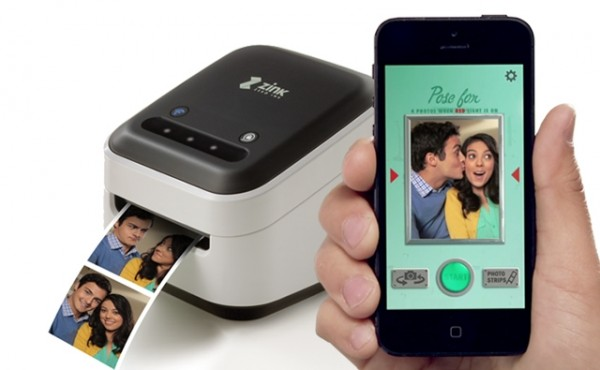 ZINK hAppy — портативный принтер для смартфонов