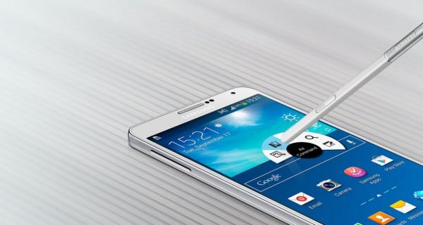 Samsung Galaxy Note 4 может работать 2 дня без подзарядки