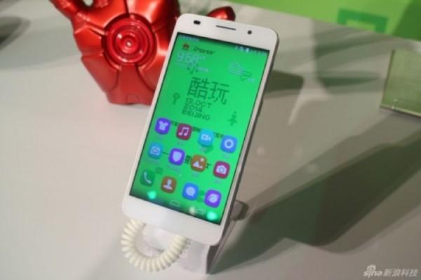 Стали известны характеристики Huawei Honor 6 Extreme Edition