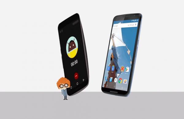 Рендер Google Nexus 6 «просочился» в сеть