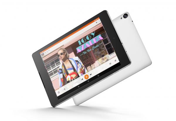 Google и HTC представили новый 8,9-дюймовый планшет
