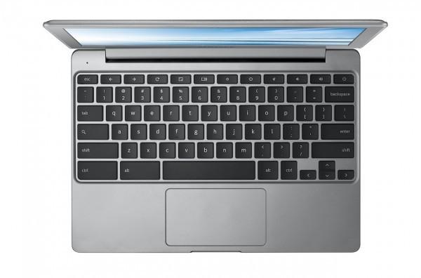 Samsung представила новый Chromebook