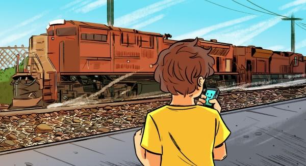 Siri стала другом для мальчика-аутиста