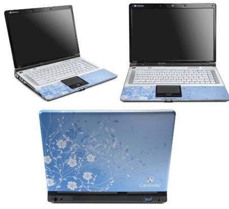 Ноутбук для женщин Gateway M151X Artic Bloom