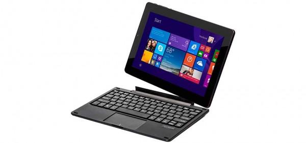 Бюджетный гибридный планшет-нетбук E-Fun Nextbook