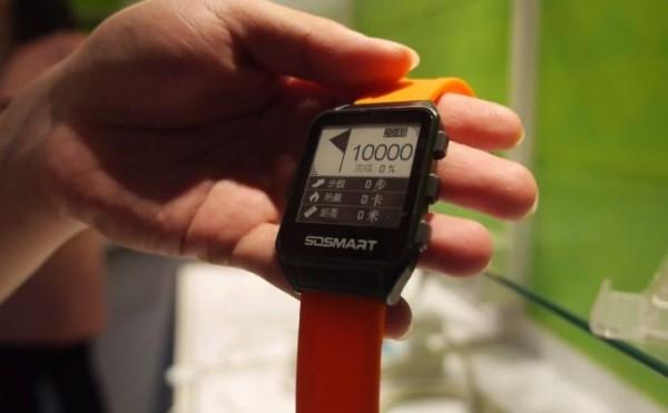 Onyx создала «умные» часы на базе E Ink