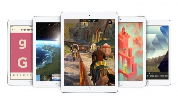 В iPad Air 2 используется 3-ядерный процессор