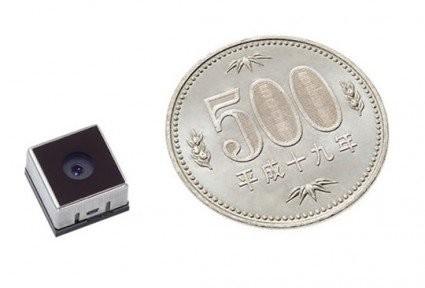 Самая миниатюрная 5-мегапиксельная камера от Sharp