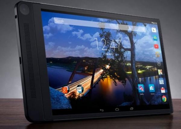Планшет с 3D-камерой от Dell