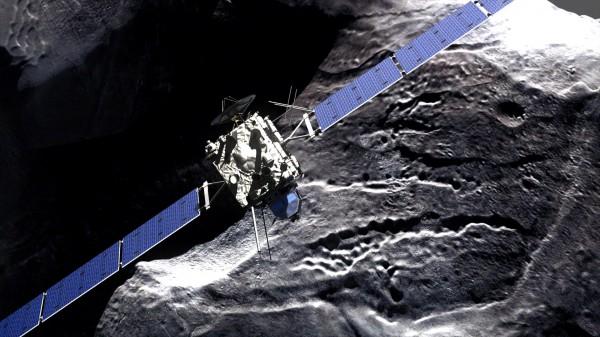 Чем пахнут кометы?