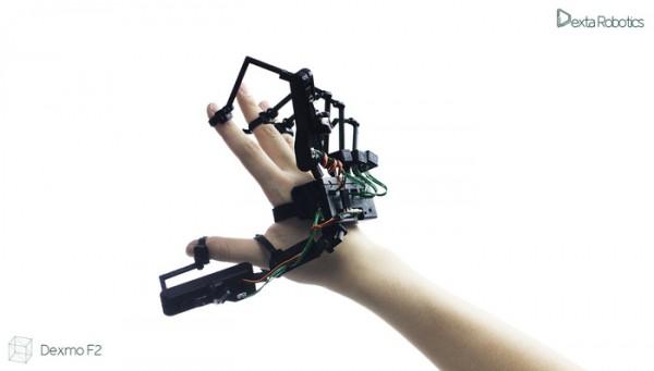 Dexmo – перчатка, дающая «пощупать» виртуальную реальность