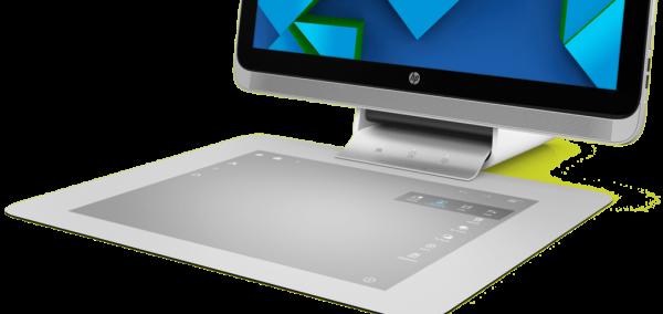 Sprout PC от HP избавляется от мыши и клавиатуры в пользу сенсорного коврика