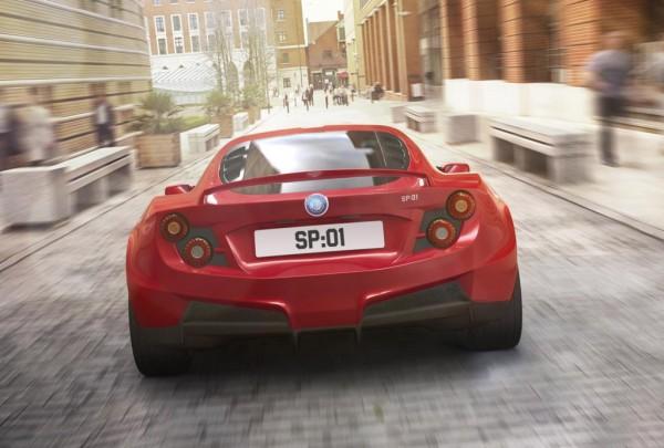 Detroit Electric представила самый быстрый в мире серийный электромобиль