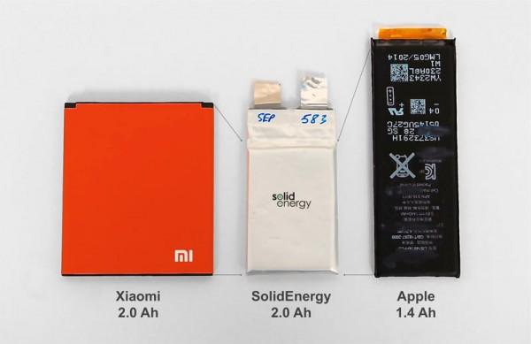 Стартап из МТИ обещает аккумуляторы удвоенной энергоемкости