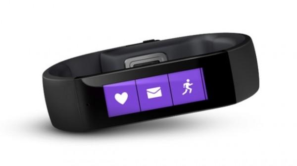 Представлен Band — умный браслет от Microsoft