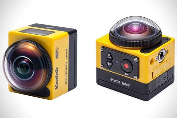 PixPro SP360 — 360 градусов экстрима от Kodak