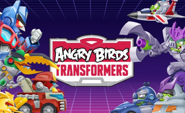 Angry Birds Transformers перенесли на Android