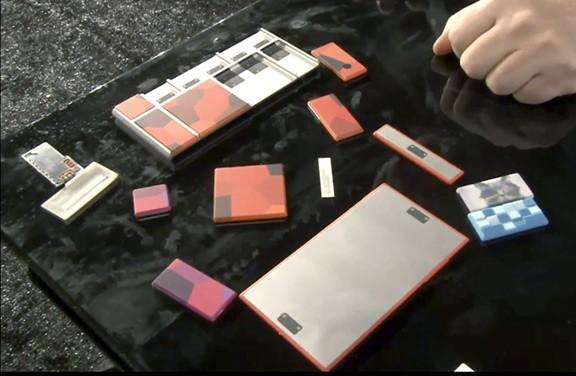 Представлен рабочий прототип модульного смартфона Ara