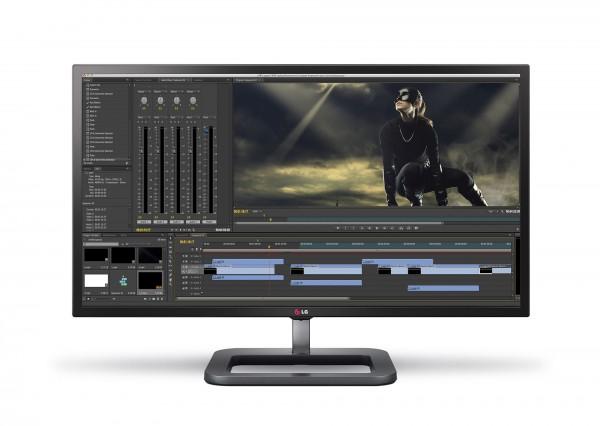 LG Digital Cinema 31MU97 — 4K для профессионалов