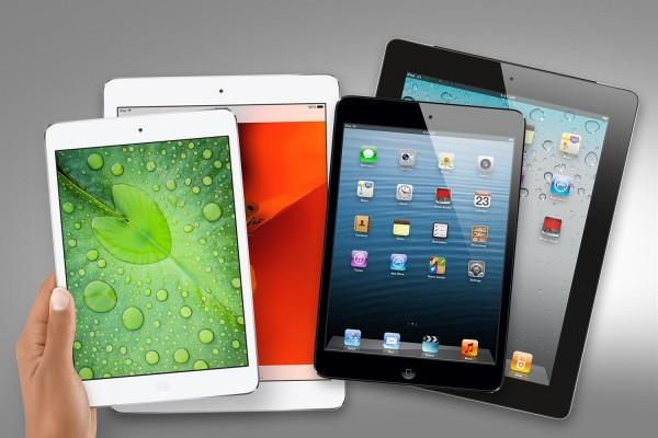 Apple снова обошла Samsung на рынке планшетов