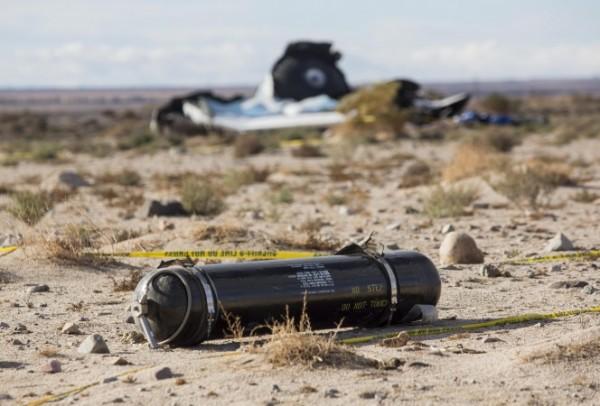 Создатели разбившегося SpaceShipTwo не собираются сдаваться