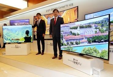 Samsung не планирует выпускать OLED телевизоры в следующем году
