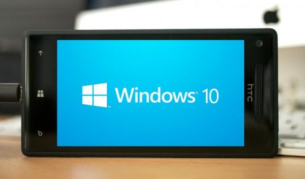 Windows Phone 10 «заглянет» на старые смартфоны Microsoft