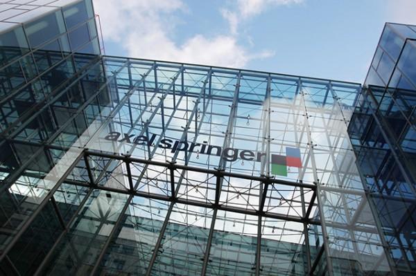 Издательский дом Axel Springer не смог выжить без Google