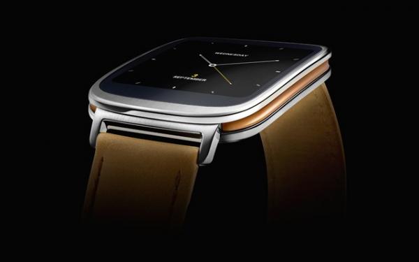 Умные часы ASUS ZenWatch покорят Запад за 199 долларов
