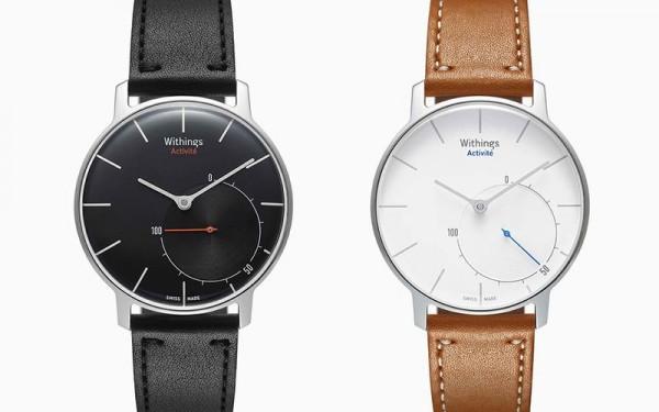 Withings Activite — не только умные, но и красивые часы