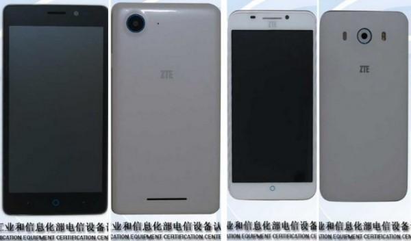 ZTE скоро анонсирует 2 новых смартфона