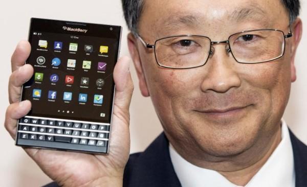 Генеральный директор BlackBerry уверен в будущем компании