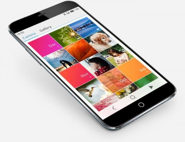 Meizu MX4 «обогнал» Galaxy Note 4, OnePlus One и Moto X
