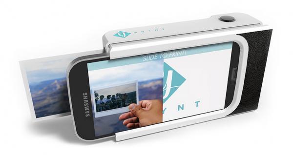 Prynt — чехол, превращающий смартфон в Polaroid