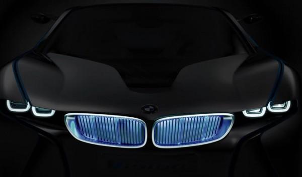 BMW i5 — водородный электрокар