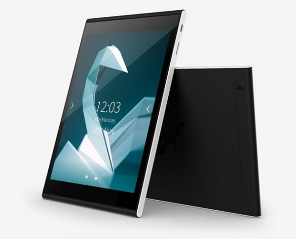 Пользователи помогут Jolla создать аналог iPad Mini