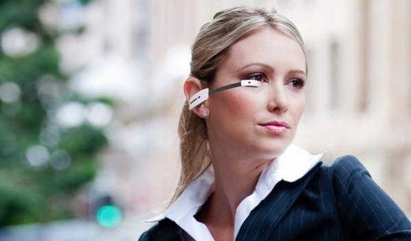 Vuzix M100 — аналог Google Glass — уже можно купить
