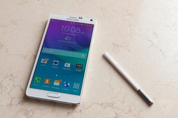 Дисплей Samsung Galaxy Note 4 признали «лучшим из лучших»