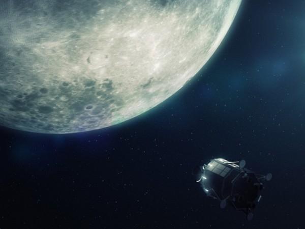 На Луну отправят «капсулу времени»… с помощью Kickstarter
