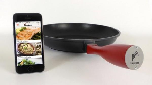 Умная сковорода Pantelligent: просто добавь еду